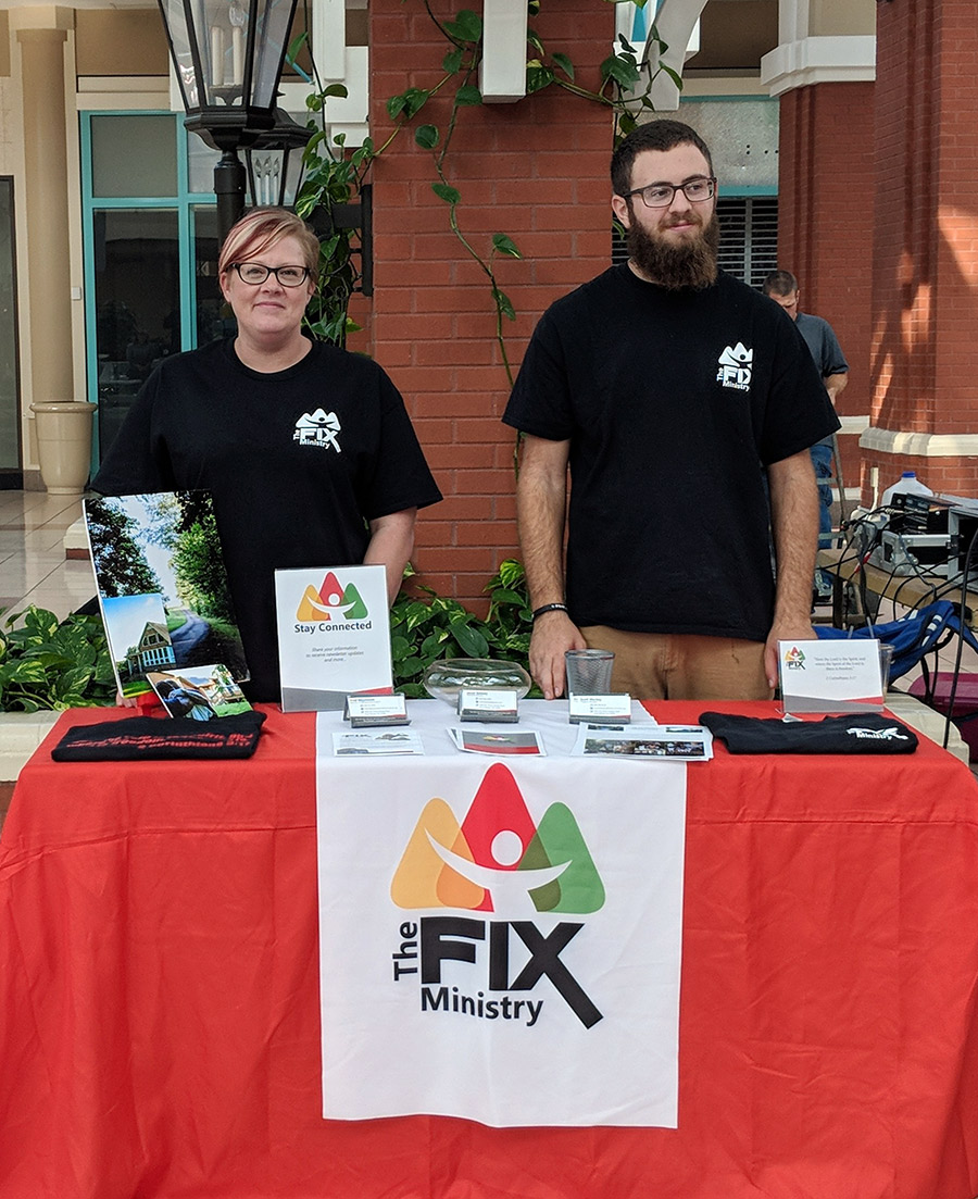 Community Outreach by The Fix Ministry