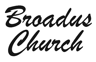 Broadus Church